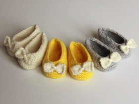 baby_white_yellow_grey_booties
